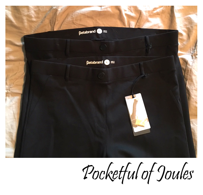 Betabrand - two sizes - Pocketful of Joules