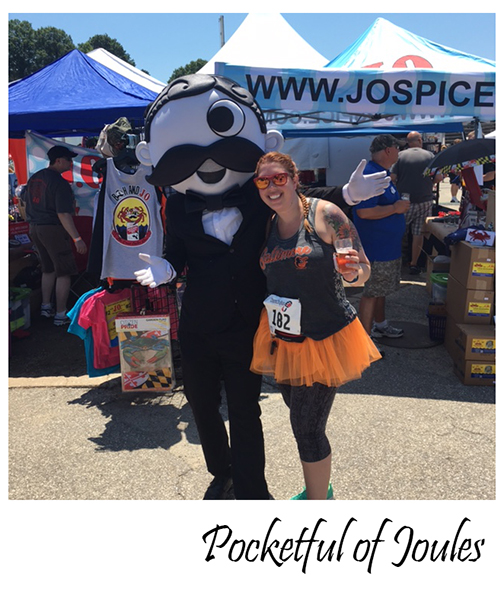 Crabby 5k with Boh - Joules