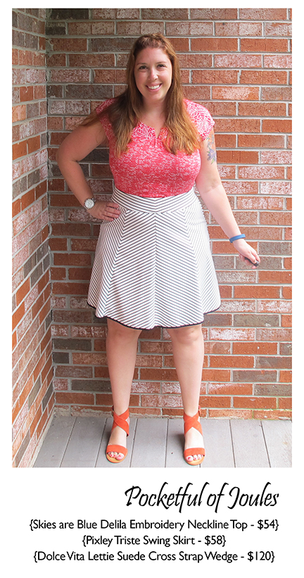 July Stitch Fix Review - 3 - Pocketful of Joules
