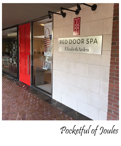 Red Door Spa - Pocketful of Joules