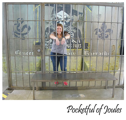 Jail cell - Pocketful of Joules