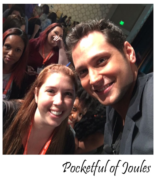 Matt McGorry - Pocketful of Joules BlogHer16