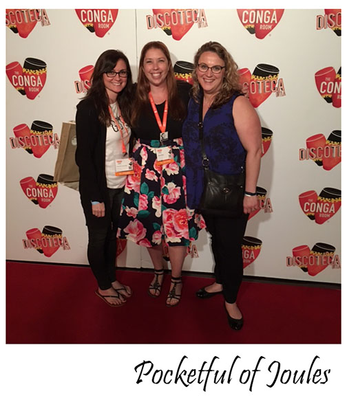 Pocketful of Joules pic BlogHer16