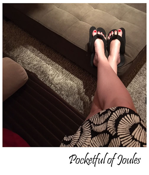 Red Door Spa - pedicure