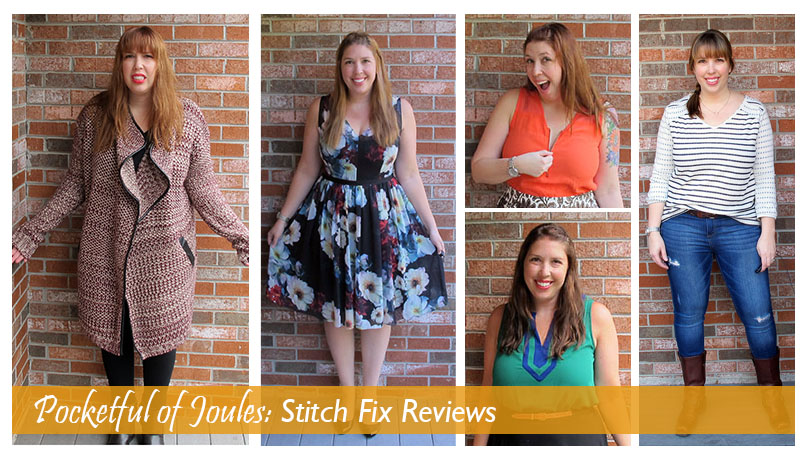 Stitch Fix Reviews - Pocketful of Joules