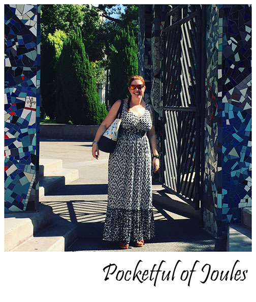 What I wore - 1 - Pocketful of Joules BlogHer16