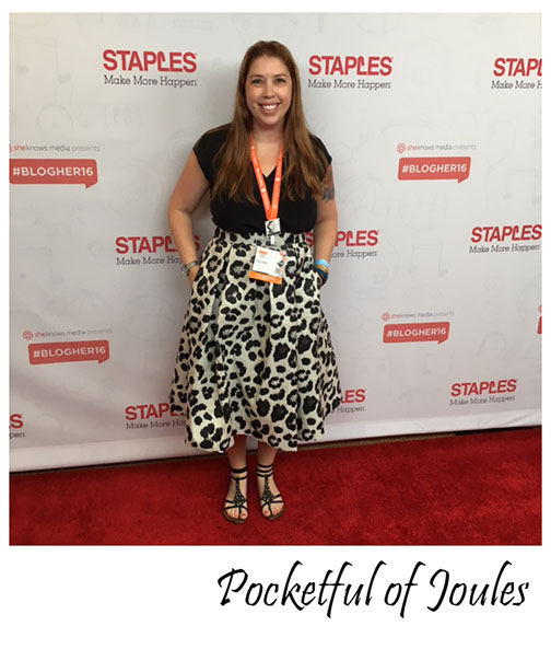 What I wore - 4 - Pocketful of Joules BlogHer16