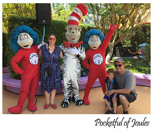 Cat In The Hat Hug Universal Orlando